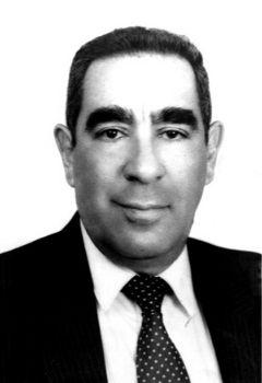 Abog. Adolfo León Gómez, Director del Instituto de Investigación Jurídica (1970-1977)